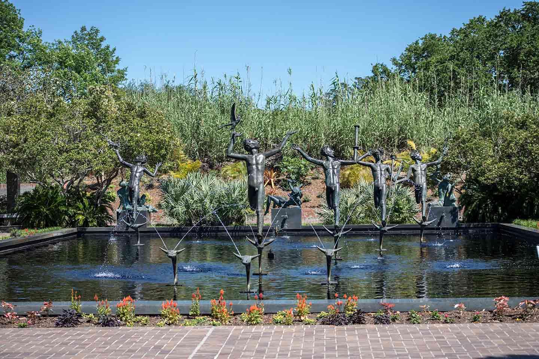 brookgreen gardens statue 2