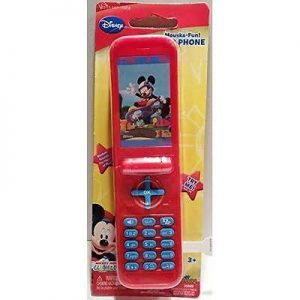 mickey flipphone