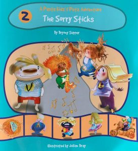 sorry sticks