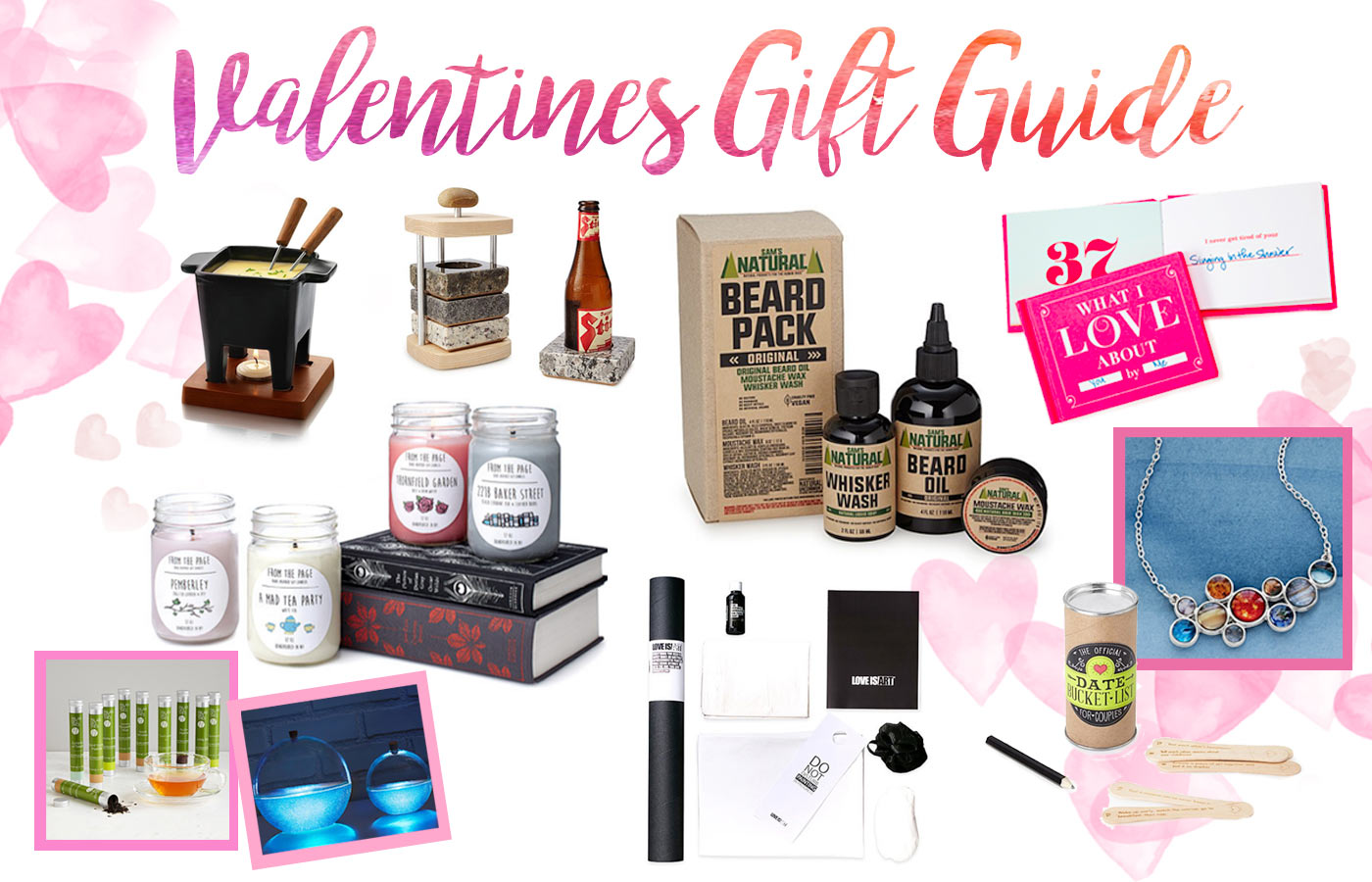 valetines gift guide