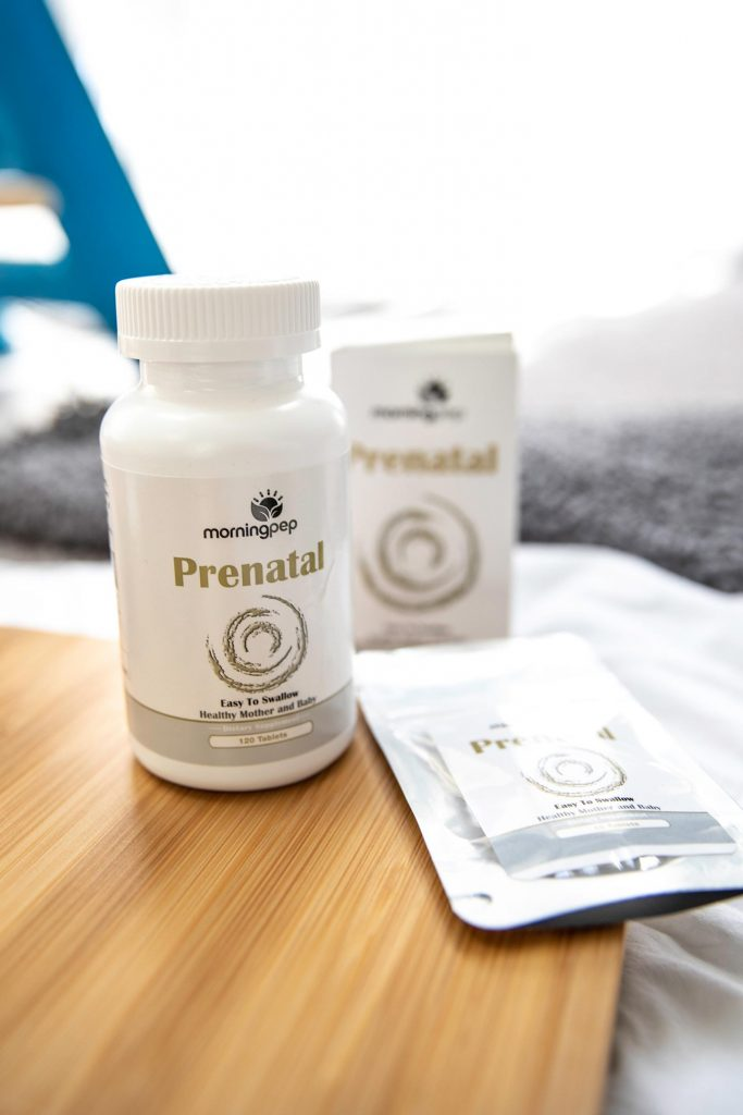 Morning Pep Prenatal Vitamins
