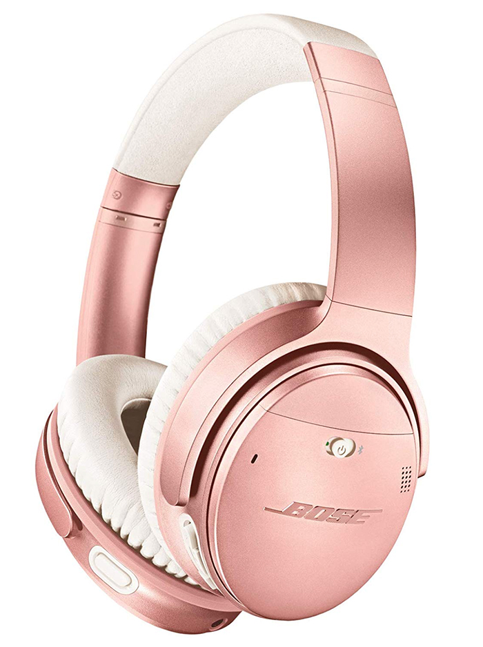 BEATS Rose Gold Headphones