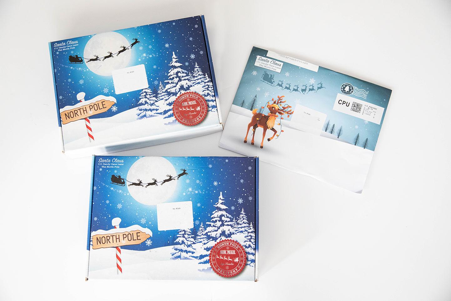 Sealed By Santa Package