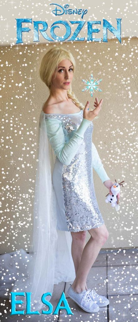 elsa disney princess