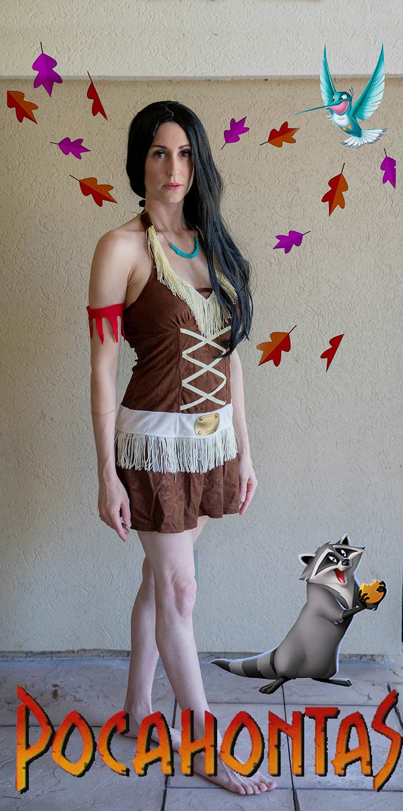 Pocahontas disney princess