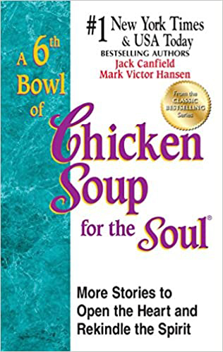 chickensoupforthesoulbook