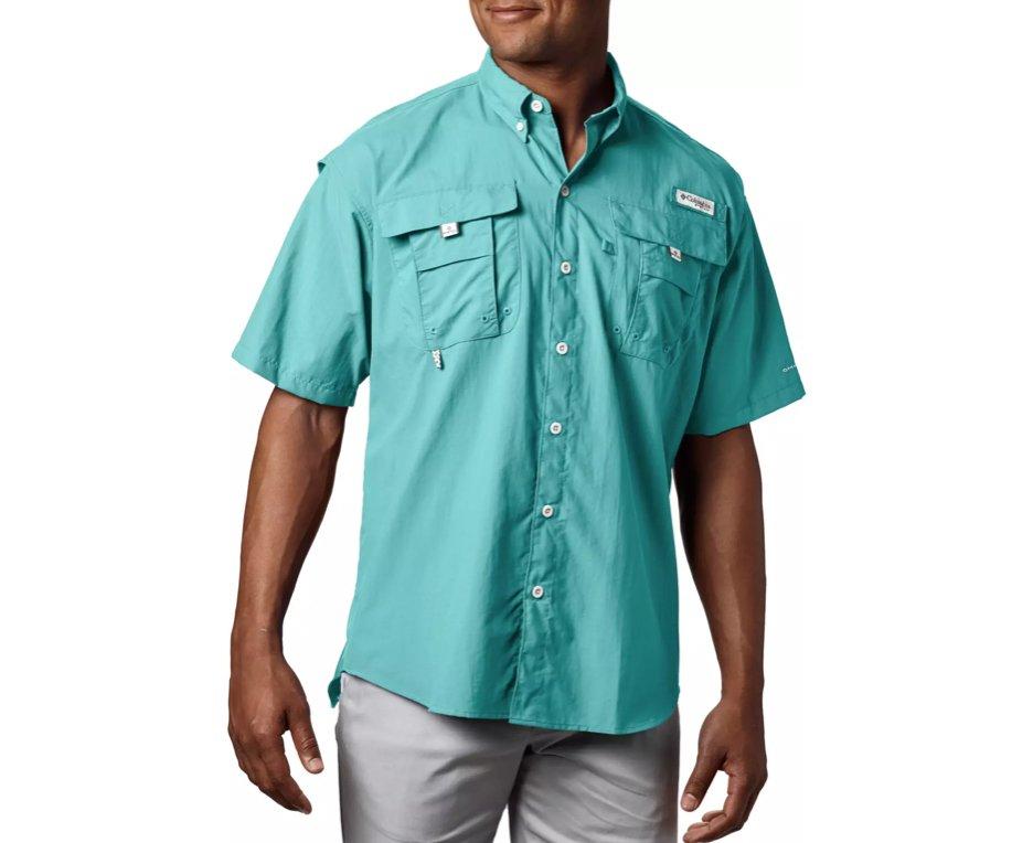 Columbia Bahama Button Down Shirt_gift